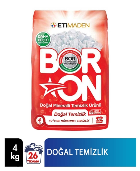 Picture of P-Boron Matik Toz Çamaşır Deterjanı 4 kg