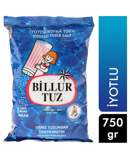 Picture of Billur Tuz 750 g İyotlu
