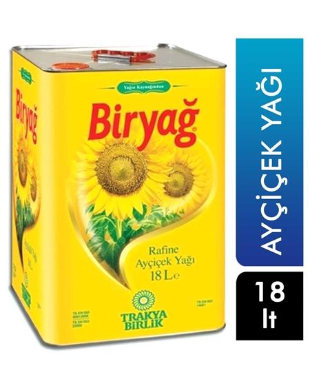 Picture of Biryağ Ayçiçek Yağı 18 lt