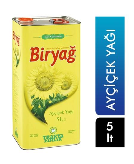Picture of Biryağ Ayçiçek Yağı 5 lt