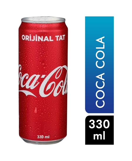 Picture of Coca Cola 330 ml Kutu