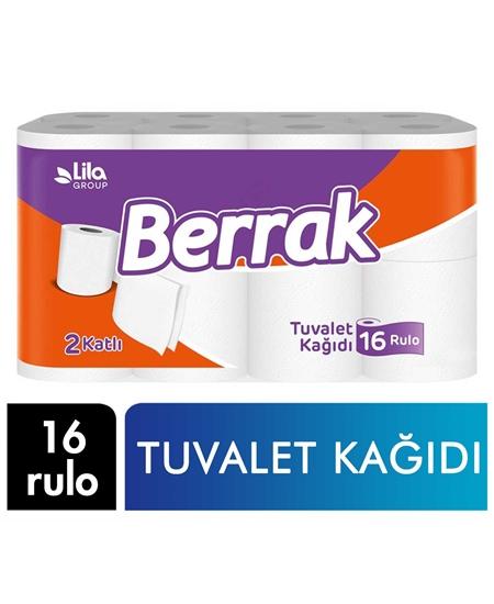 Picture of Berrak Tuvalet Kağıdı 16 Rulo