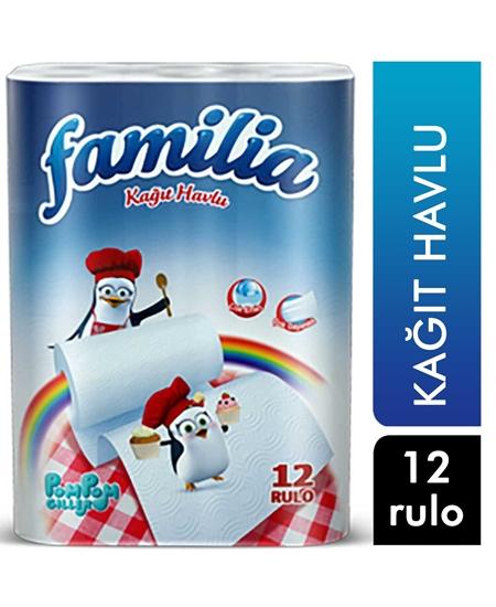 Picture of Familia Kağıt Havlu 12 Rulo