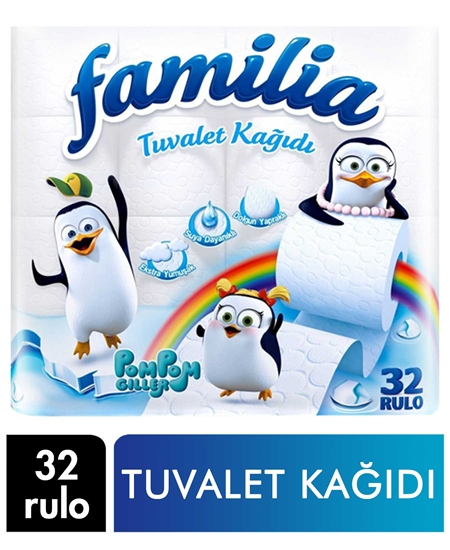 Picture of Familia Tuvalet Kağıdı 32 Rulo