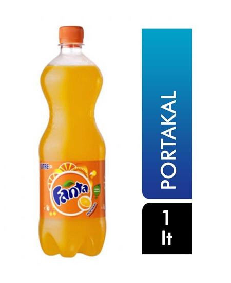Picture of Fanta Portakal Aromalı Gazlı İçecek 1 lt