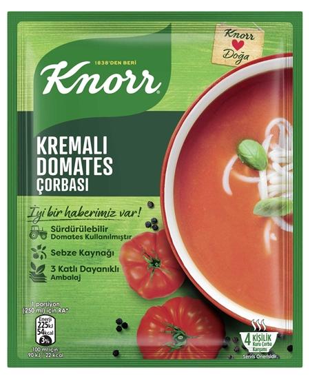 Picture of Knorr Kremalı Domates Çorbası 68 g
