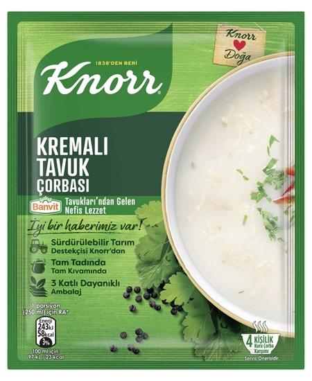 Picture of Knorr Kremalı Tavuk Çorbası 65 g