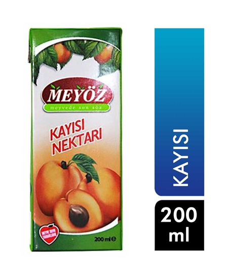 Picture of Meyöz Meyve Suyu 200 ml Kayısı