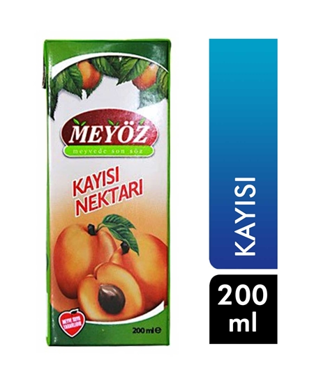 Picture of Meyöz Meyve Suyu 200 ml Şeftali
