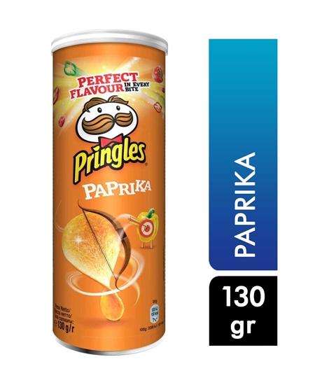 Picture of Pringles Patates Cipsi 130 g Paprika