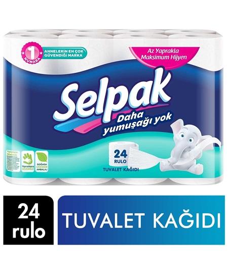 Picture of Selpak Tuvalet Kağıdı 24 Rulo