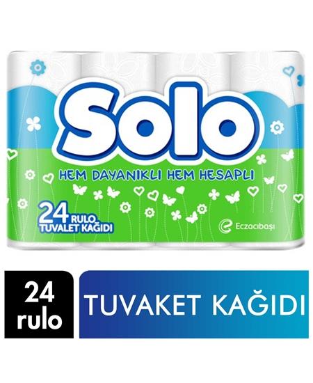 Picture of Solo Tuvalet Kağıdı 24 Rulo