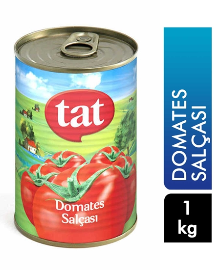 Picture of Tat Domates Salçası 1 kg Konserve