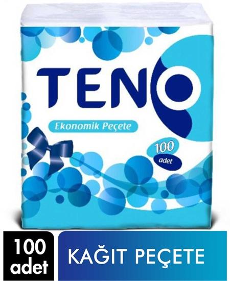 Picture of Teno Kağıt Peçete 100'lü