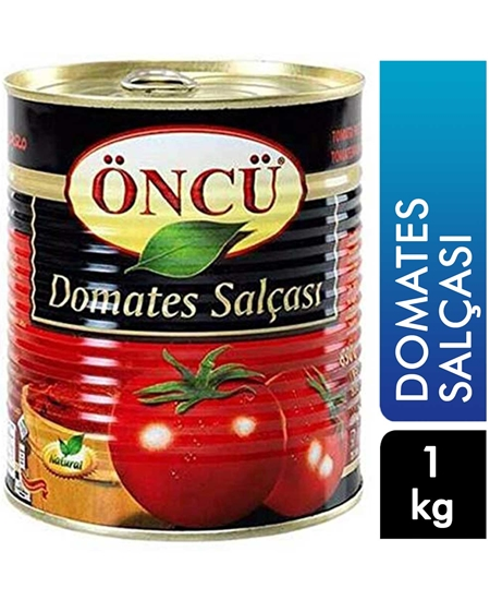 Picture of Öncü Domates Salçası 1 kg Konserve
