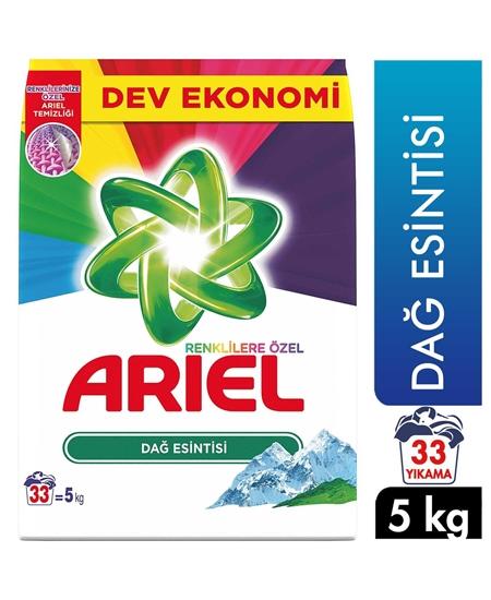 Picture of Ariel Toz Çamaşır Deterjanı 33 Yıkama 5 kg Dağ Esintisi